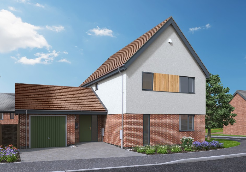 Swans Nest Ph 4 Swaffham Plot 420 H3D