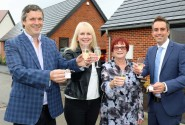 Little Melton key handover sm