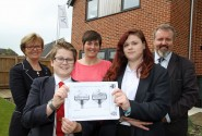 Abel Homes Swaffham art commission winners