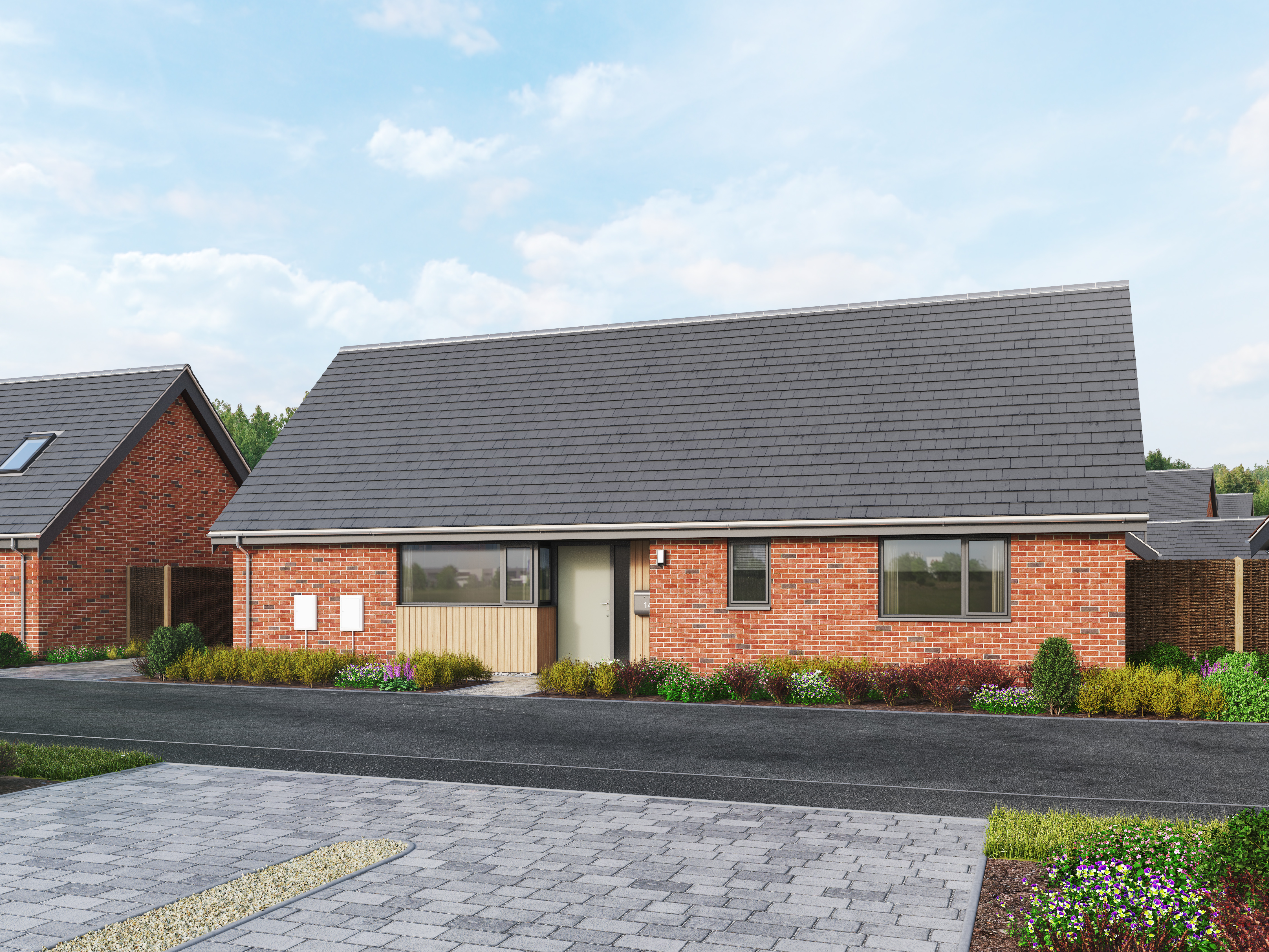 News From Good Goods Co Bungalows: Plot 179 » A Detached Three Bedroom Bungalow With A Double
