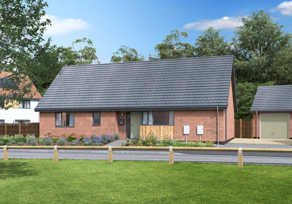 Watton Green B 3A Plot 97
